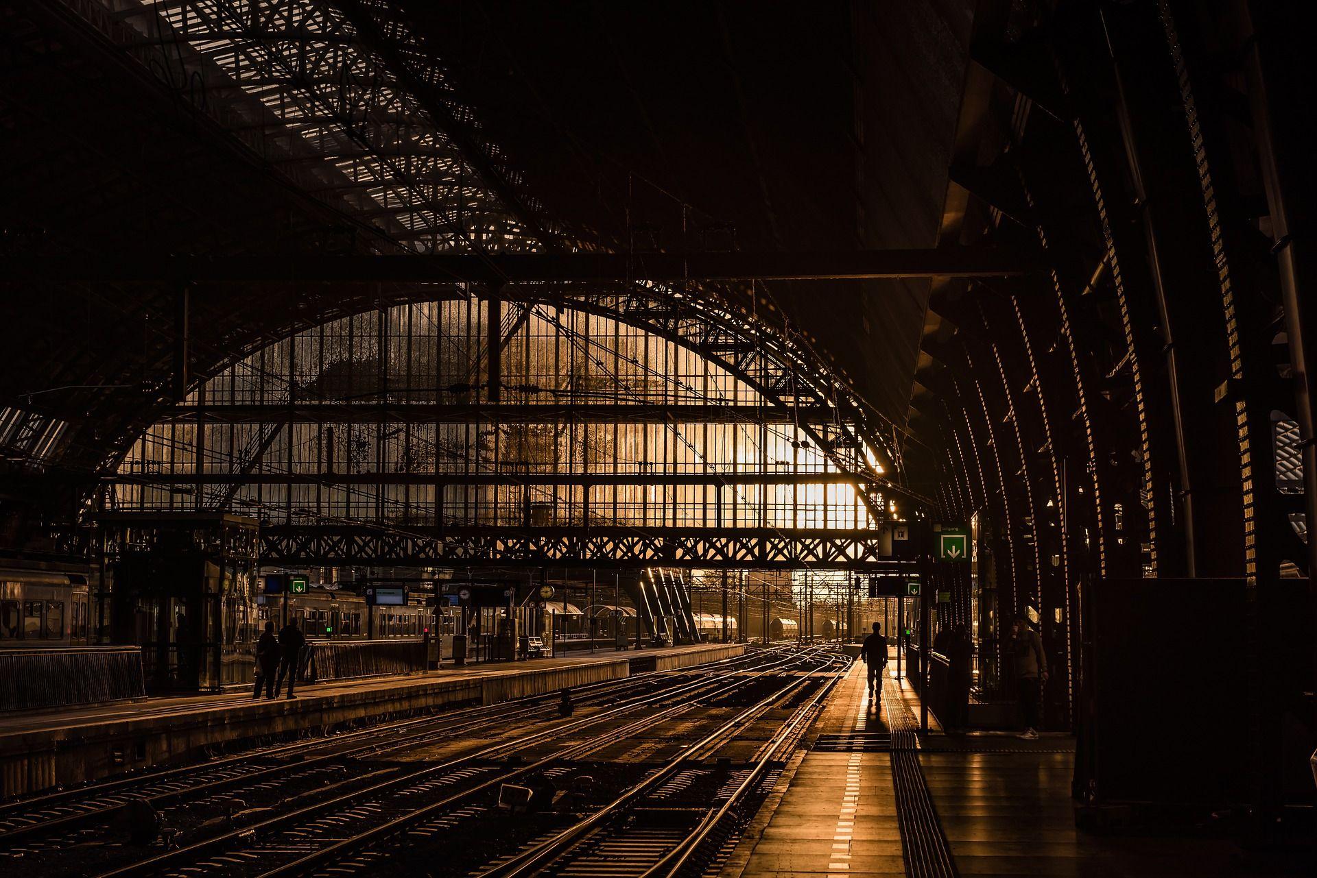 Stacja kolejowa